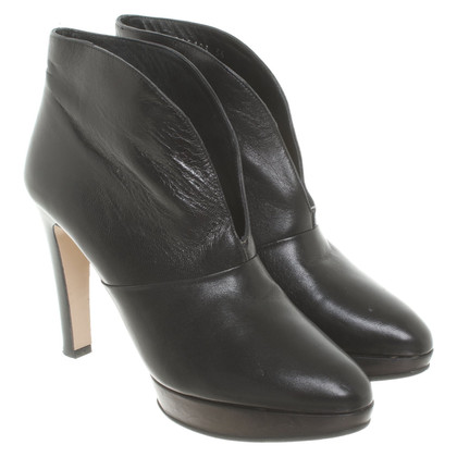 Hugo Boss Ankle boots in black