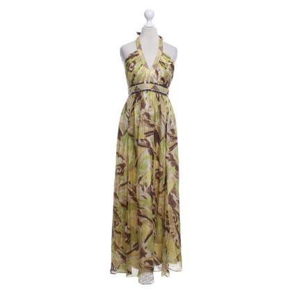 BCBG Max Azria Maxi-Kleid in Multicolor