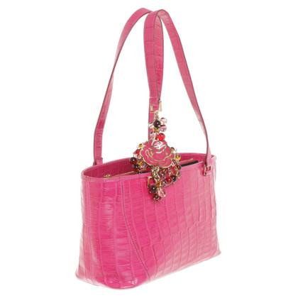 Versace Handbag in pink
