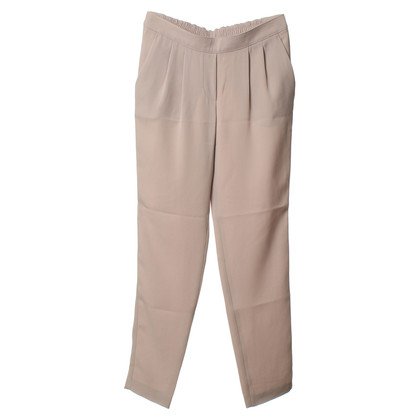 Marc Cain Flowing trousers in Taupe