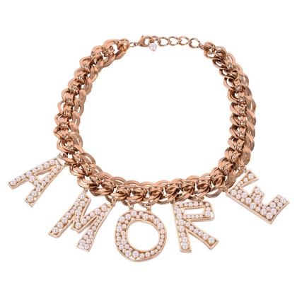 Dolce & Gabbana collana di perle