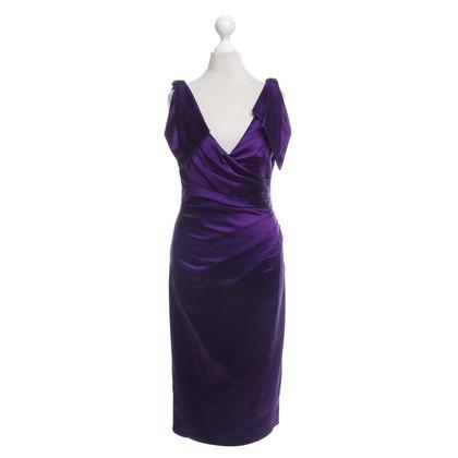 Karen Millen Kleid in Violett