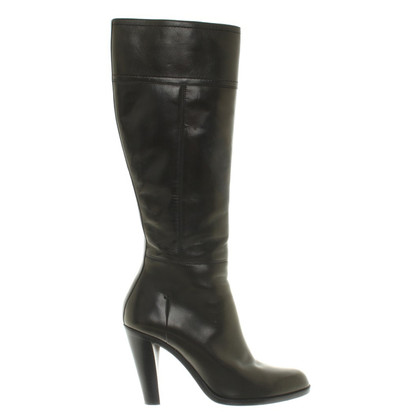 Costume National Boots in Black