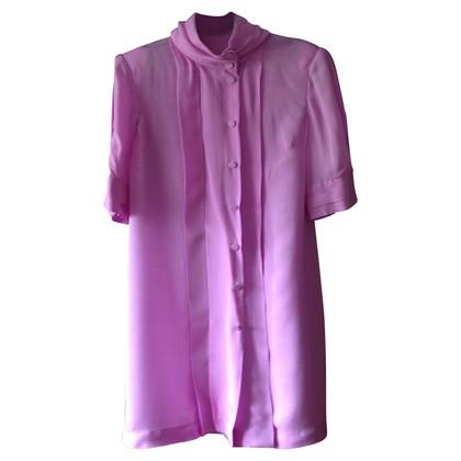 By Malene Birger Midi dress in silk