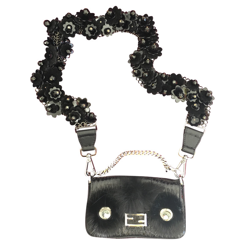 Fendi Micro baguette + you buckle