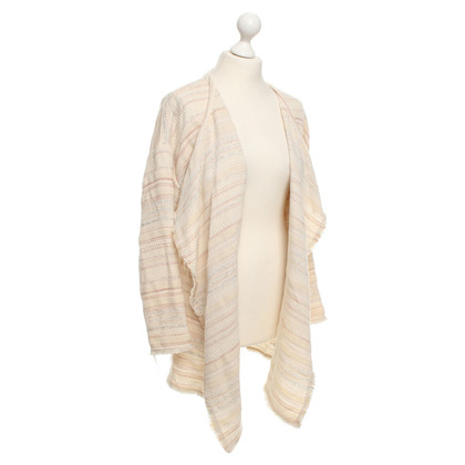 Maison Scotch Cardigan in beige
