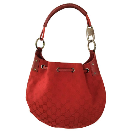 Gucci Hobo Bag in het rood