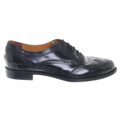 Tara Jarmon Chaussures à lacets en cuir