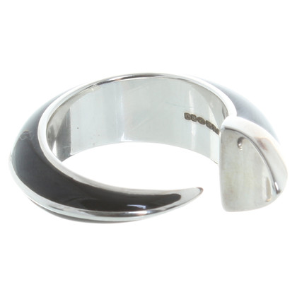 Other Designer Shaunleane - black/silver ring