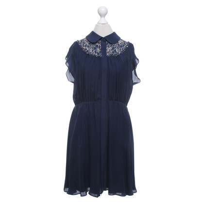 Alice + Olivia Dress with lace trim