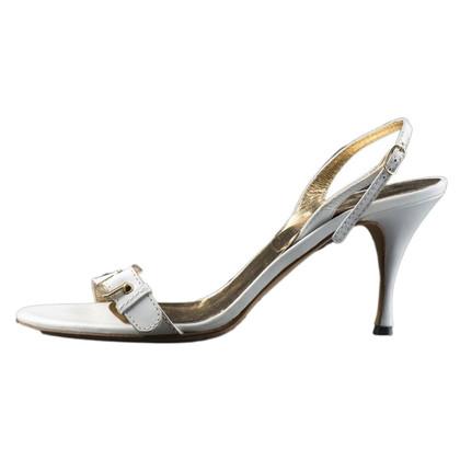 Dolce & Gabbana Leren sandaal