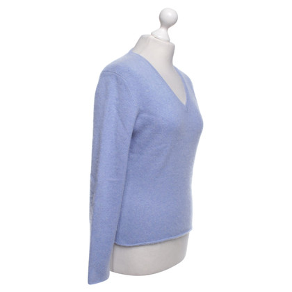 Joe Taft Cashmere sweater in light blue