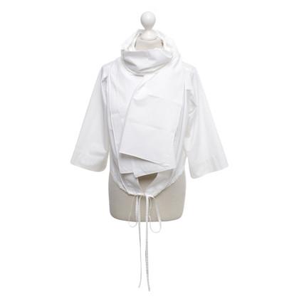 Jean Paul Gaultier Blouse in white