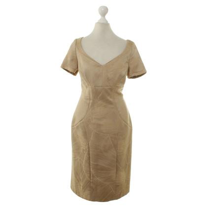 Rena Lange Kleid in Beige