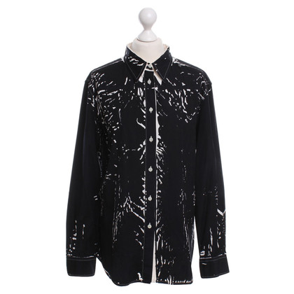 Prada Blouse with patterns