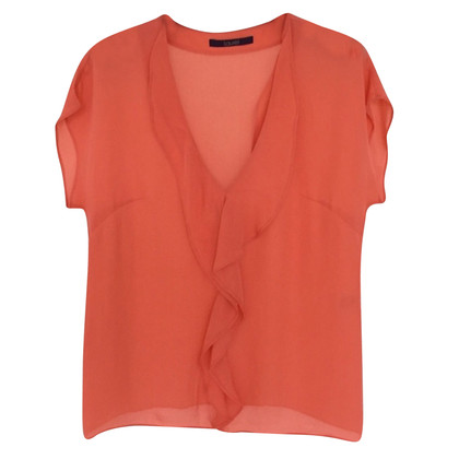 Laurèl Blouse with Ruffles