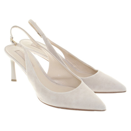 Hugo Boss Slingbacks in Beige
