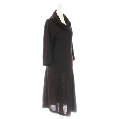 Isabel Marant Etoile Dress in dark brown