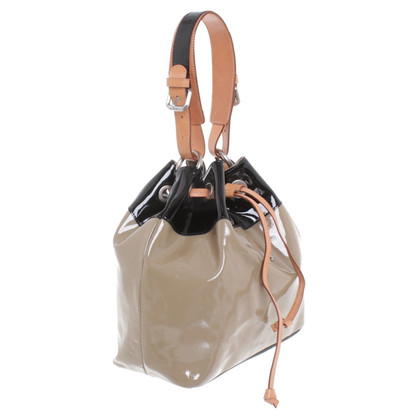 Navyboot Patent leather bag