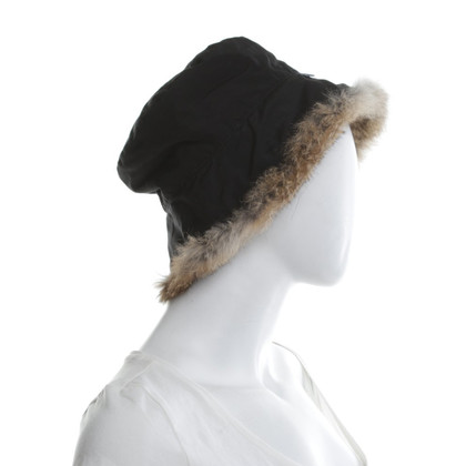Woolrich Hat with rabbit fur