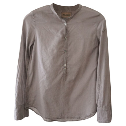 Zadig & Voltaire Shirt blouse in grey