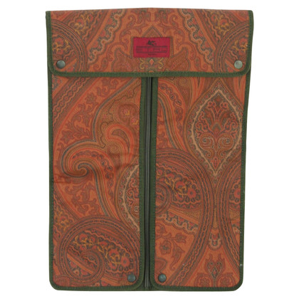 Etro Tie Holder with pattern