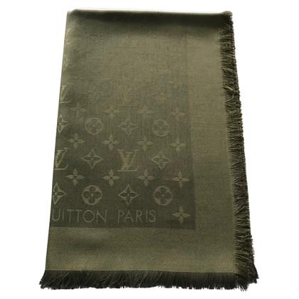 Louis Vuitton Monogram cloth in khaki