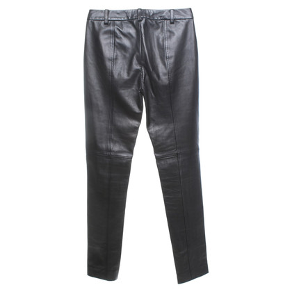 Ralph Lauren Leather pants in black
