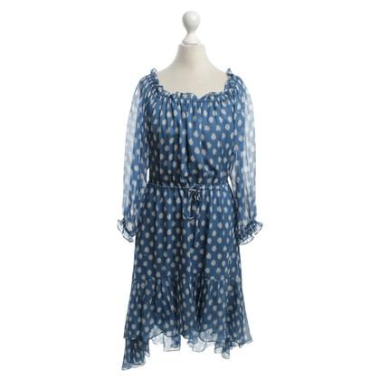 Diane von Furstenberg Kleid mit Punkten