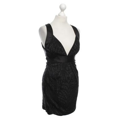 Roberto Cavalli Minidress in zwart
