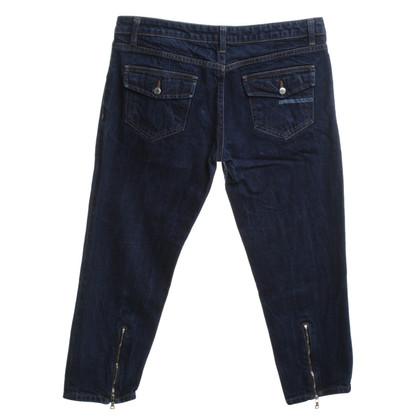 Prada 7/8 jeans in donkerblauw