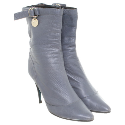 Patrizia Pepe Grey ankle boots