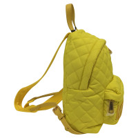 Moschino Yellow backpack