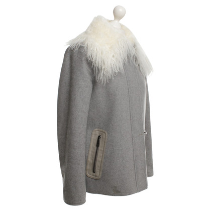Fay Jacket in gray