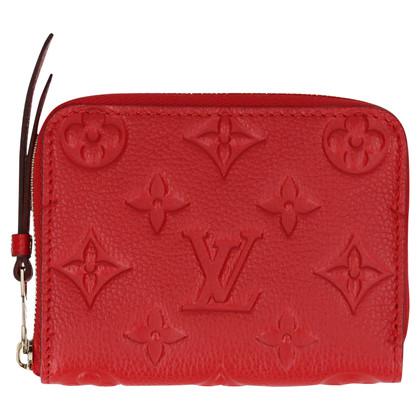 "Louis Vuitton ""Zippy Monogram Empreinte Leder """