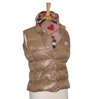 Moncler Vest in beige