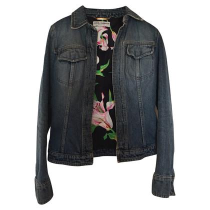 Dolce & Gabbana Jeansjacke