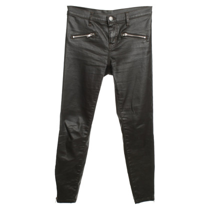 Current Elliott Pantaloni in pelle artificiale