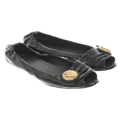Gucci Ballerina's lakleer