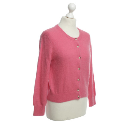 Acne Strickjacke in Pink