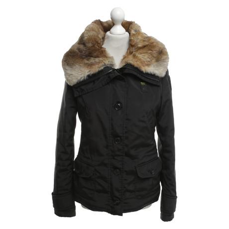 100% Zum Verkauf Garantiert Einkaufen Blauer USA Jacke in Dunkelblau Blau Verkauf Mit Paypal Q4pDIQOpuP