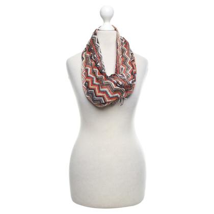 Missoni Cloth with fancy yarn