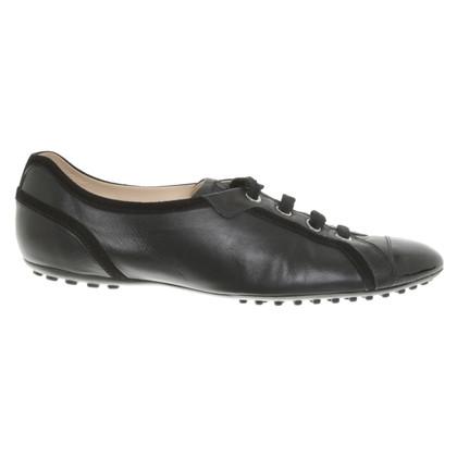 Tod's Sneakers in zwart