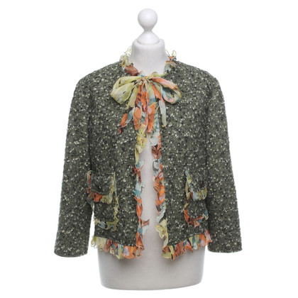 Dolce & Gabbana giacca boucle in Multicolor