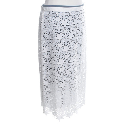 Wolford Top skirt in white