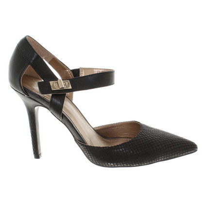 BCBG Max Azria pumps reptiel optica