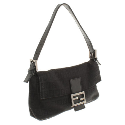 Fendi Handbag with Zuccamuster