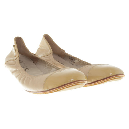 Michael Kors Ballerinas in Beige
