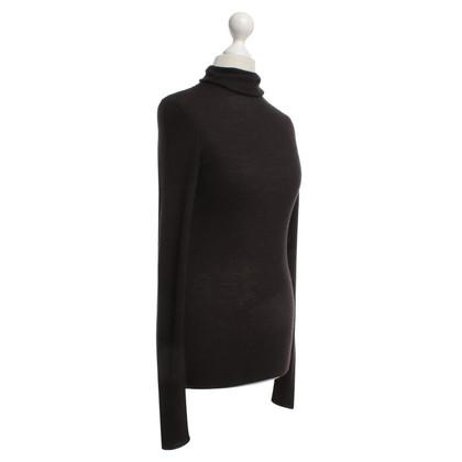 Gucci Nuovo maglione di lana in nero