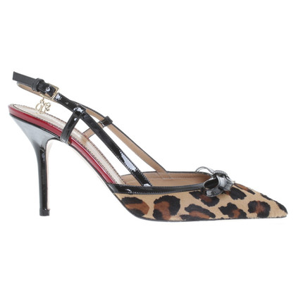 Dsquared2 pumps with leopard pattern